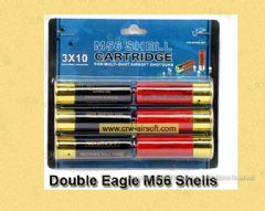 Double Eagle Shotgun Shell for M3 / Super 90 / SPAS12 (6pcs)